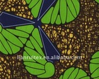 100 cotton real African wax print real wax printed fabric supplier