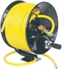 Any position mounted water hose reel