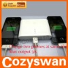12000mAh capacity Power pack /external power pack/battery bank