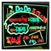 HX Welcome Sale Led Writing Board With Magic