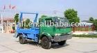 Dongfeng Jinnuo swing arm garbage truck