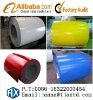 color coated steel coil/sheet//prepainted galvanized steel coil