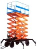 Self propelled Scissor Forklift