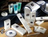 full range high quality luxury hotel disposable amenities set ( KD-AM072 )