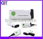 White google tv box android 4.0 Mk802 Android 4.0 Google Tv Box Allwinner A10 Smallest Player Hd Player Mini PC