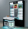 cosmetic display kiosk,cosmetic kiosk