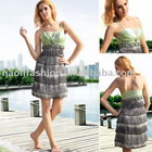 DORIS Sexy Spaghetti Straps korean dresses 82593 Wholesale Agent Retail