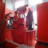 Sand washing machine with high efficiency