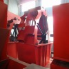 Sand washing machine with high efficiency