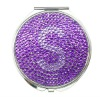 Crystal mirror Rhinestone cosmetic mirror