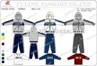 2010 fashion styles sleeves cotton 2pcs children clothing