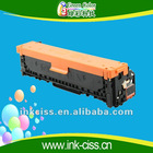 4 color Toner cartridge for HP Color LaserJet CM1300/1312/1312NFI/CP1210/1215/1510/1515