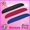 Ergonomic soft gel keyboard pads