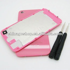 For iPhone 4S Back Cover Housing colored