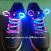 3 Flashing Modes,Brighting and Shining Led Shoelaces.Hot-Sale !!