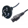 Argentina style laptop power cable