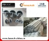 aluminum post , for swimming pool fencing
