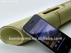 iphone nature bamboo loudspeaker ibamboo