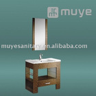 Cabinet Basin With Oak Cabinet MY-76010D