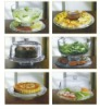 4 in 1 Multi Function Cake Stand/Plastic Salad Ice Bowl Set