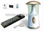 Portable solar night light