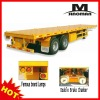 container Flatbed truck