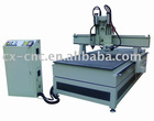 XK45MT-D Wood carving cnc router with air cylinder machinery