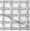 4--200mesh Crimped Square Hole Wire Mesh (stainless steel 302 304 316)
