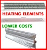 PTC,STEEL TUBE ,ALUMINUM Heating elements