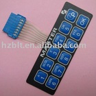 Self Adhesive Membrane Keyboard