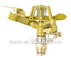 "1/2"" Zinc Alloy Part Circle Impact Sprinkler"