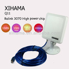 XIHAMA Brand Q11 10dbi Outdoor USB Wireless Wifi Adaptor Antenna