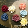 2012Newest Resin Flower Cabochon