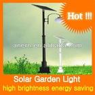 20W LED Lamp 70W Solar Panel Output Solar Lights For Garden