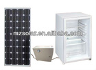 DC 12v solar showcase,110L mini showcase,portable showcase,beer cabinet