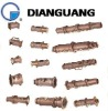 high voltage Mining Explosion proof brass Cable Connector