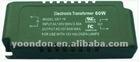 CE/RoHS/TUV/VDE/SAA/UL/FCC electronic transformer for 12V Halogen lamps 60W/105W/160W/210W/250W AC12V 110V/120V/220V/230V