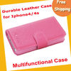 Durable leather phone case ,leather mobile phone case