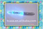 Up-push Flashing LED ball Pen For Promotion
