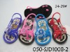 Jelly sandals.PVC sandals,Crystal sandals