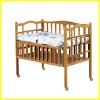 Mother's good helper bamboo baby cradle swing