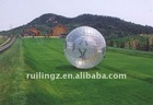 Inflatable 0.8mm PVC zorb balls for sale
