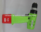 9.6v portable cordless rechargeable lithium battery impact drill