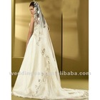 Embroidery Wedding Veils WHN-32