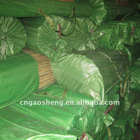 rolled bamboo fence packing