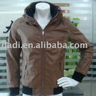 2012 Fashion Leather Jacket For Man