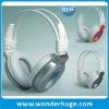 LCD wireless headphones