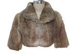 Women's Rabbit Fur Coats in