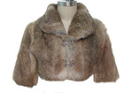 Women's Rabbit Fur Coats in