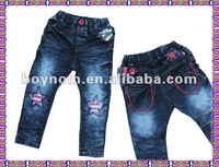 wholesale jeans ,autumn and spring kids jeans
